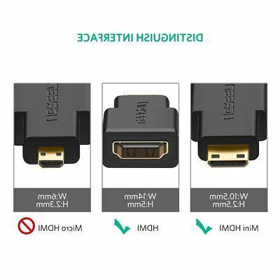 UGREEN Mini HDMI HDMI Camera MP4 Camcorder