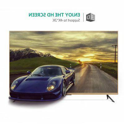 UGREEN Mini HDMI Adapter Connector Camera MP4 Projector