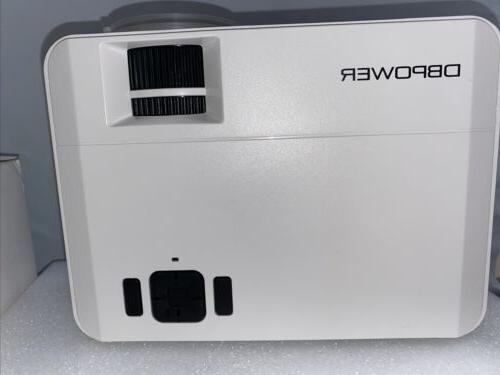 DBPOWER Projector Box Free