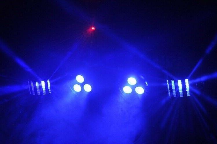 Mini 4pcs Par LED Night Light