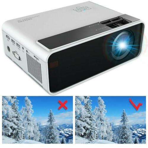 4K 1080P HD WiFi 3D Home Theater Cinema