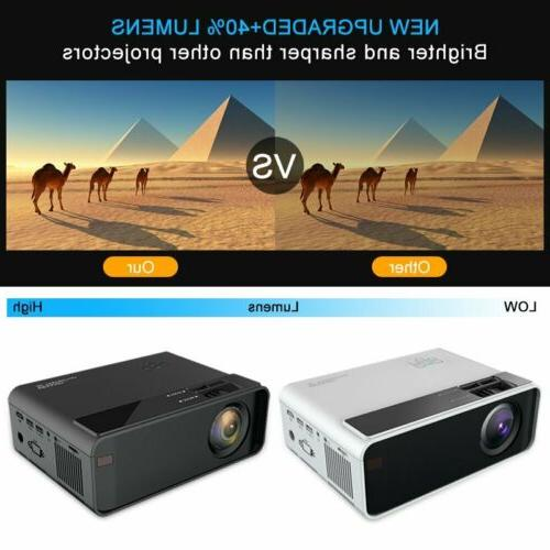 Mini FHD Video Bluetooth Video Theater Android