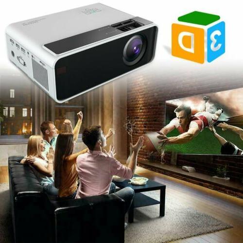 4K HD 3D LED Home Cinema 2800LM