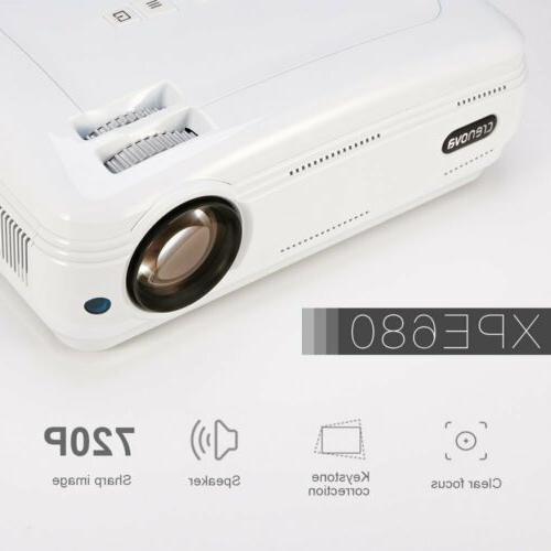 CRENOVA HD 1080P Theater USB