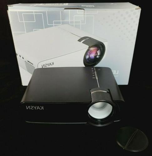 mini led projector hd multimedia 200 1080p