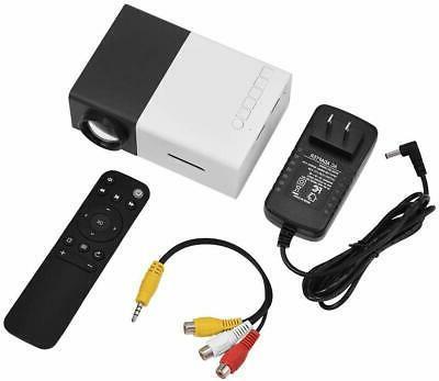 fosa Projector, Mini Private Portable Projector