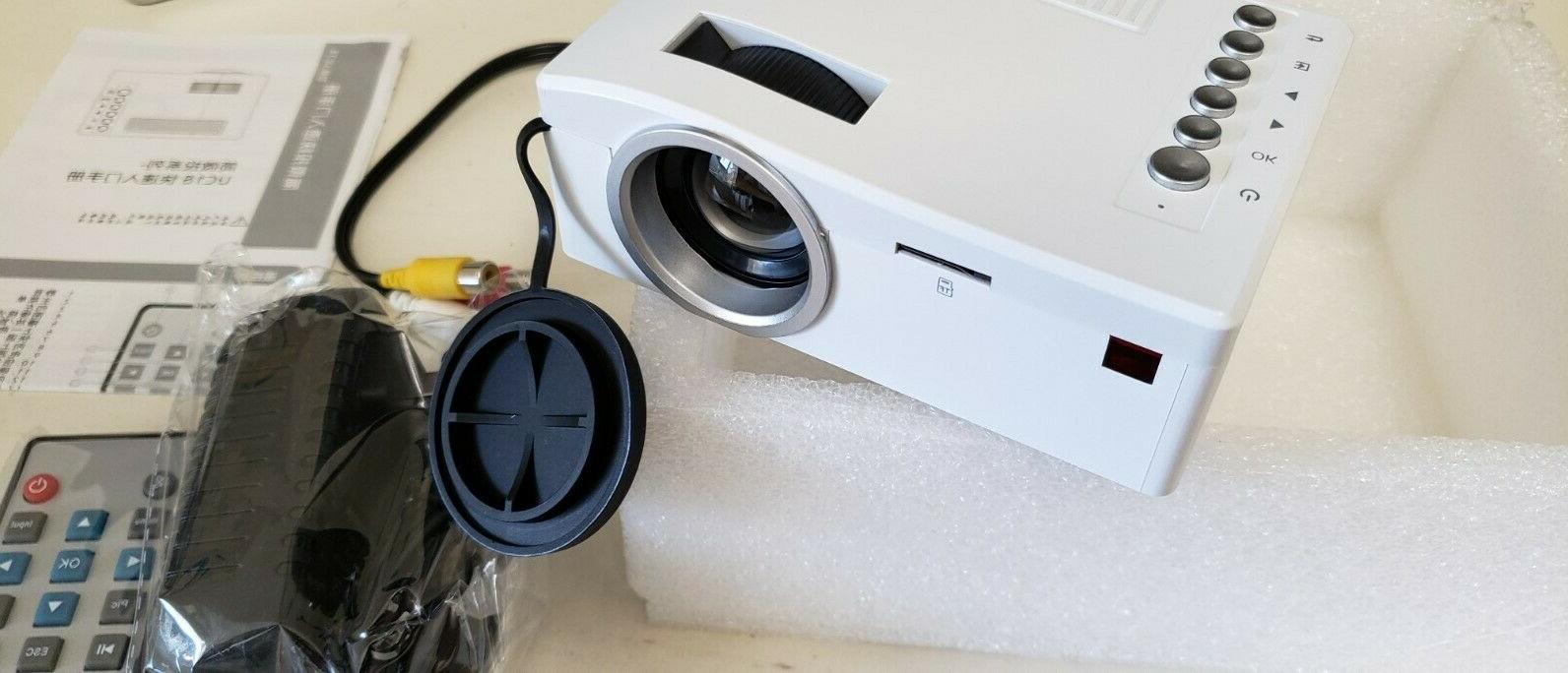 Time Play LED Projector