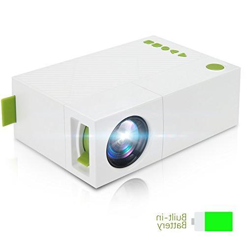 mini mobile projector