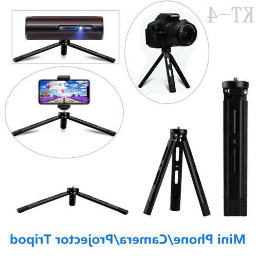 mini phone camera projector tripod flexible video