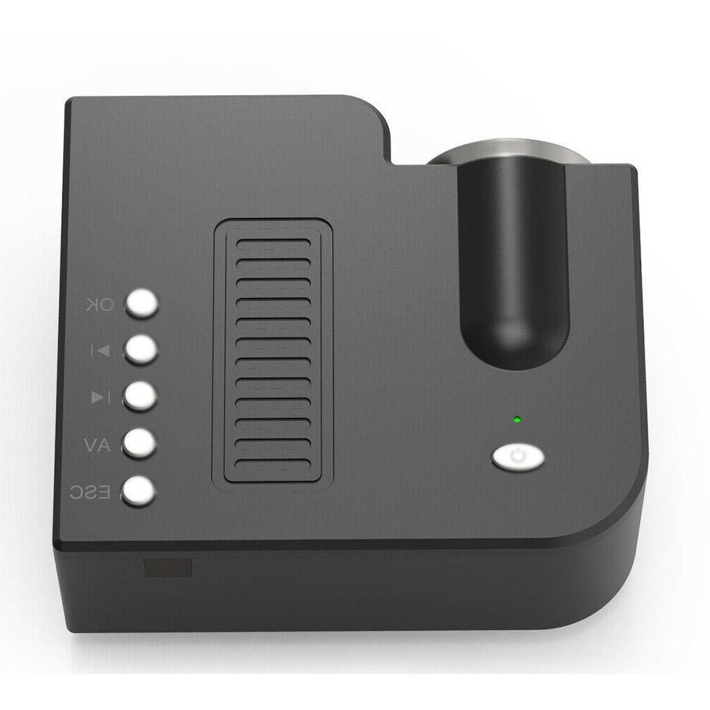 Mini Portable 1080P Projector LED Video