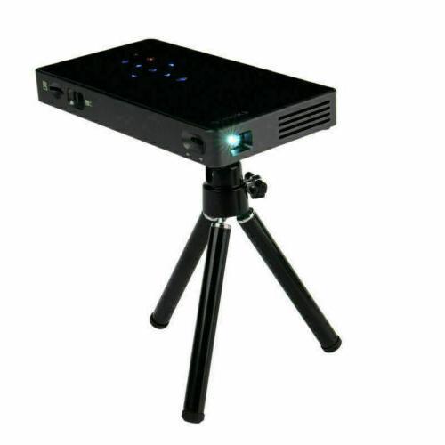 Mini Portable DLP 1080P Video Theater Projector
