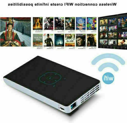 DLP Android 1080P Video Projector
