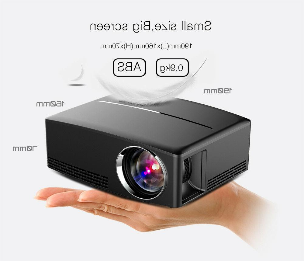 Mini Android 3D HD 1080p 4K Home Projector