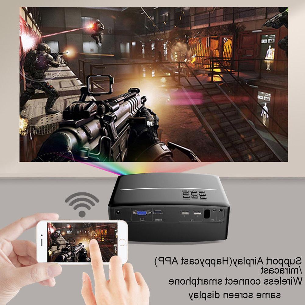 1080p 4K Projector