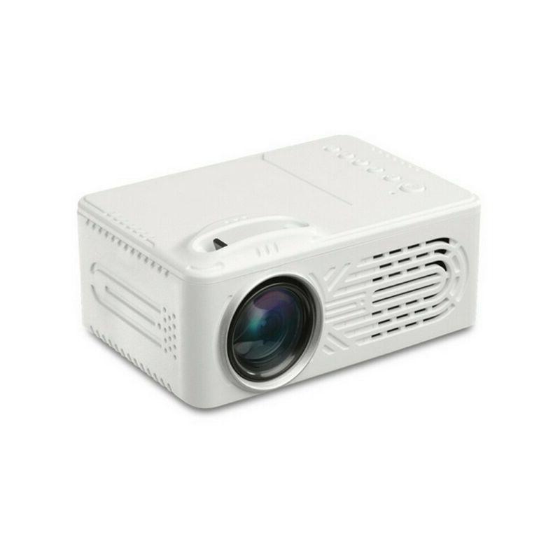 1x7000 1080P Full HD Mini LED Multimedia Theater AV USB