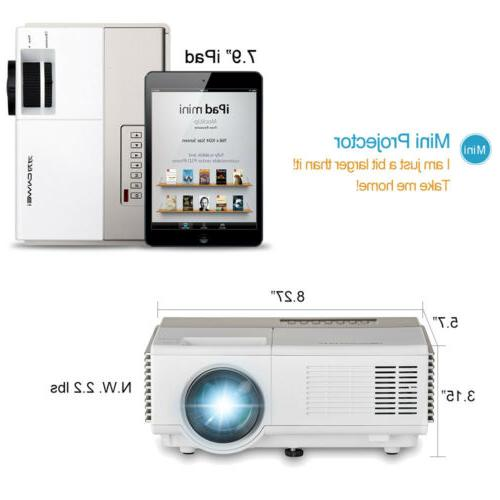 WiFi Wireless 1080P Home Movie