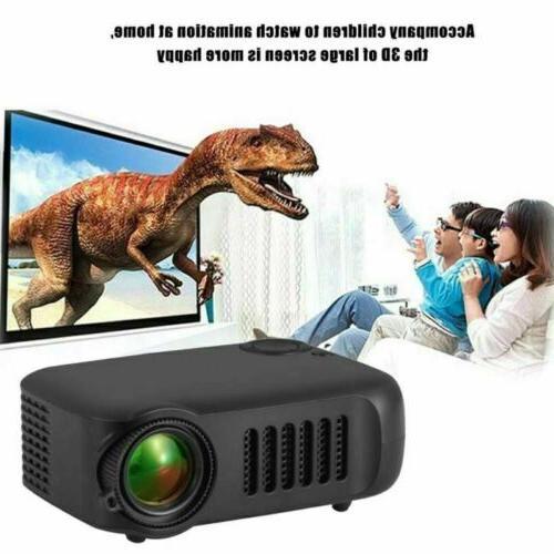 Mini Pocket HD 1080P Home HDMI AV SD