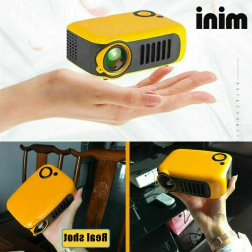 Mini Pocket HD 1080P Movie AV