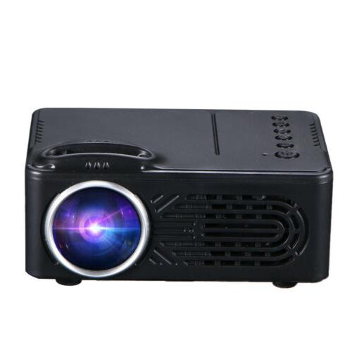 1080P LED Projector Home Theater Video USB