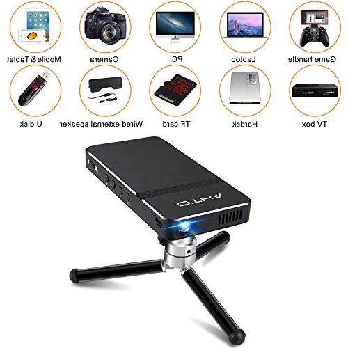 Mini for iPhone- HDMI,Support PC Version)