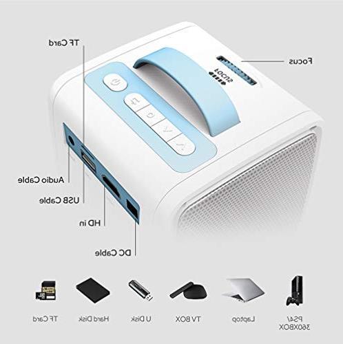 Mini Projector Home