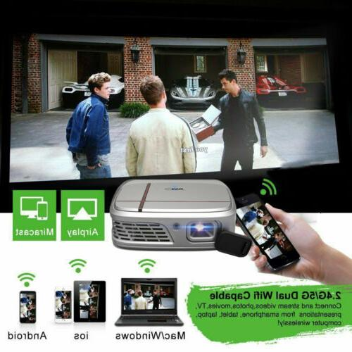Projector Miracast Movie 3D