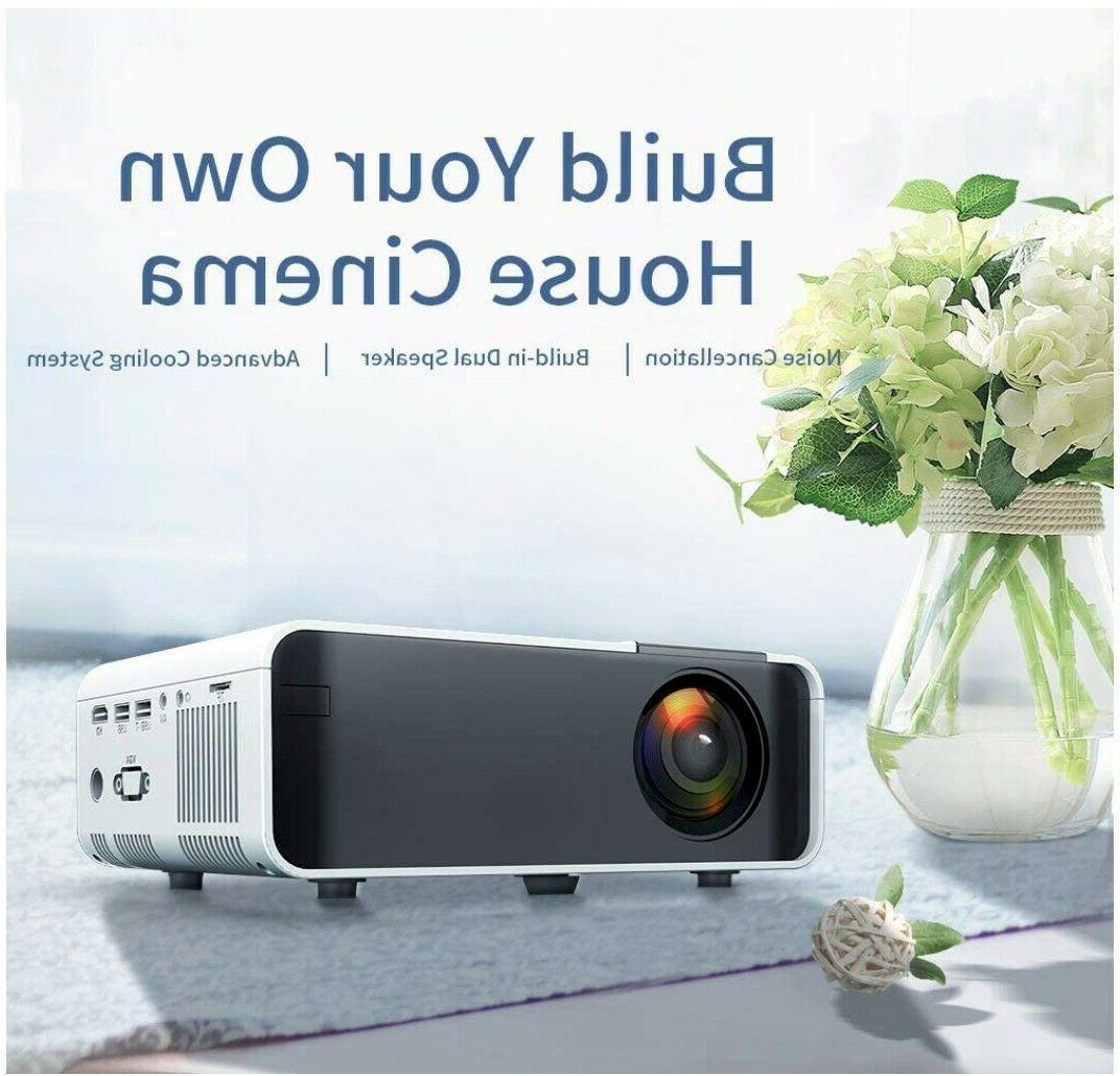 Mini 1080P HD Video Projector,