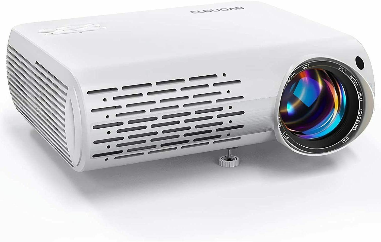 mini projector 6500 lux video projector 1080p