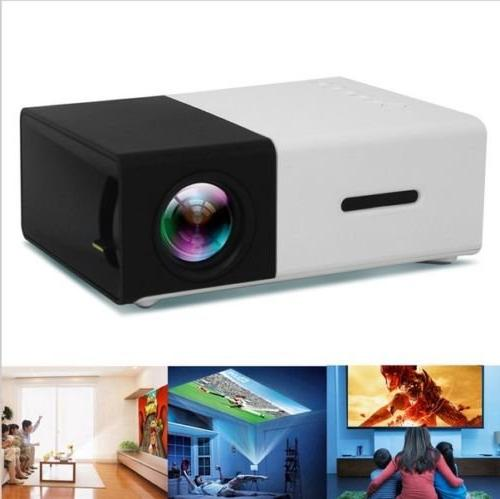 Mini Fosa Theater Supprot Input Video Projector for Movie