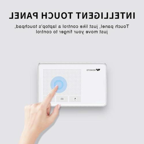 Mini Projector WOWOTO 100ANSI DLP Video Projector