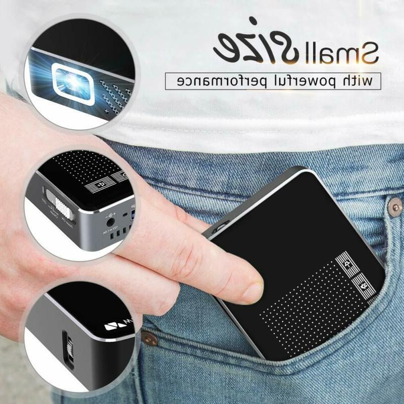 Mini WOWOTO Pro 50% Brighter Portable