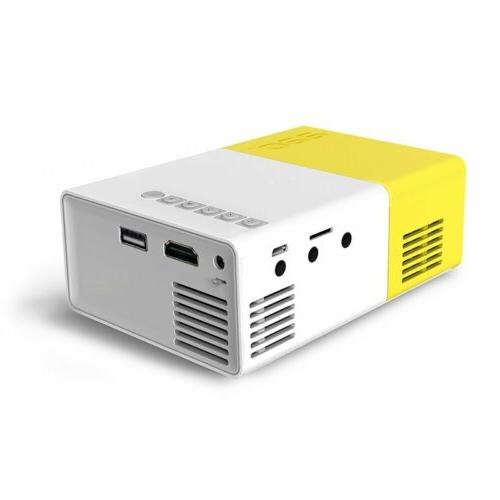 Led Projector High Ultra Portable HD Theater A