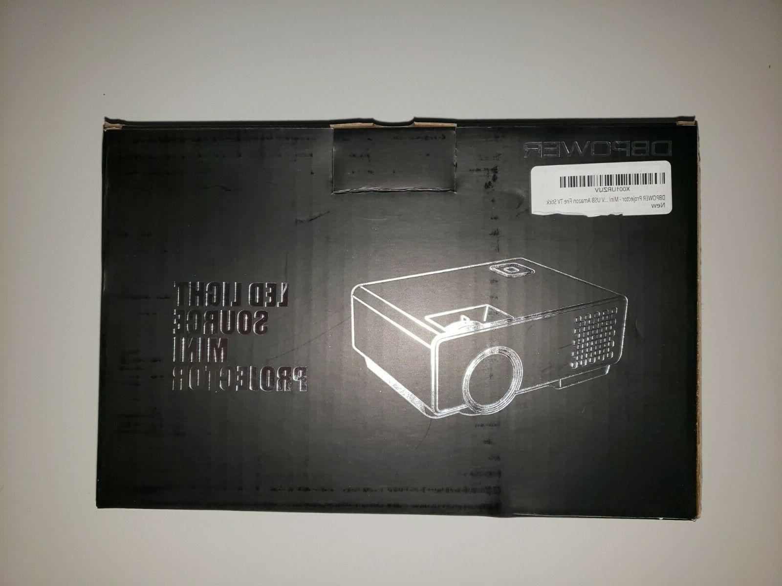 Mini Projector Video Projector Portable