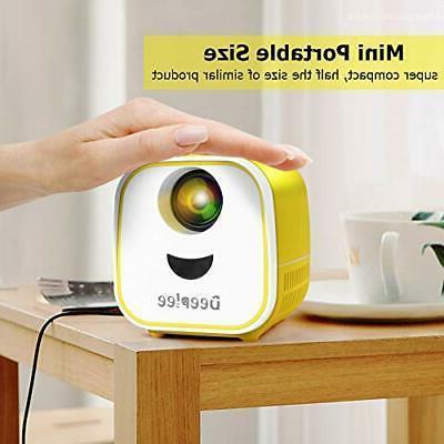 Mini Projector Pocket 1080p