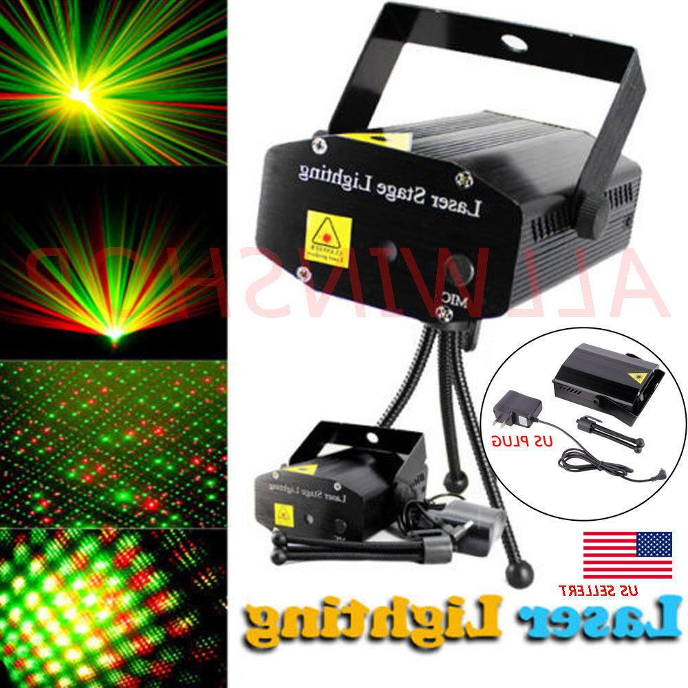mini projector dj disco led light stage