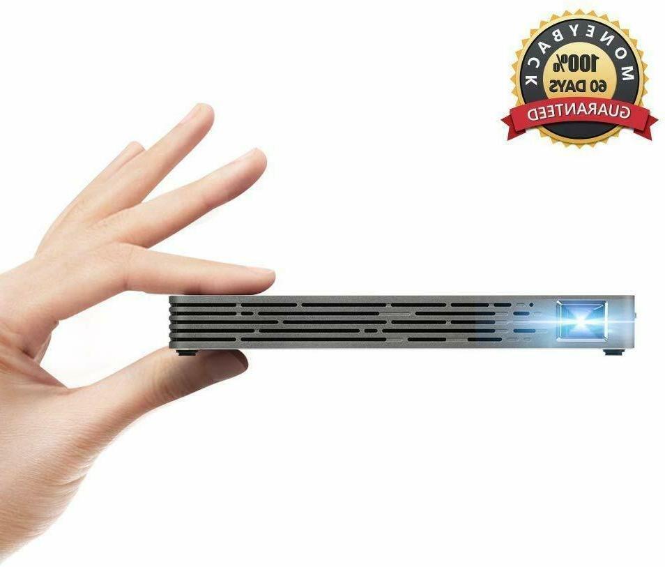 mini projector dlp pocket projector 1080p hd
