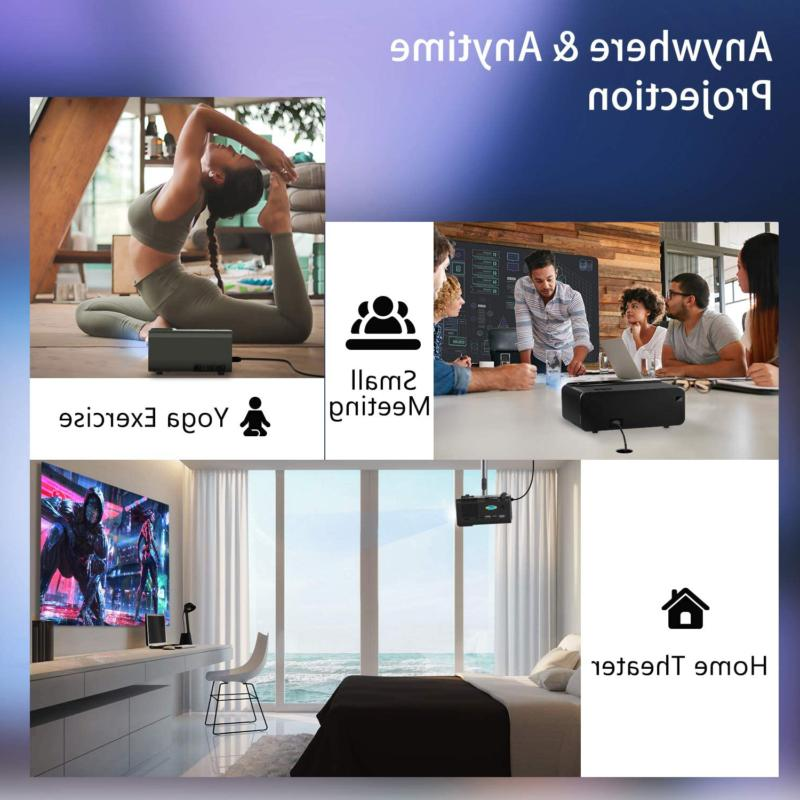 Mini Projector for ELEPHAS Portable