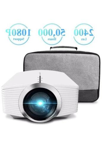 mini projector home theater led video 1080p