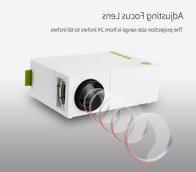 Fosa Mini 1080P LED iPhone Android Smartphone