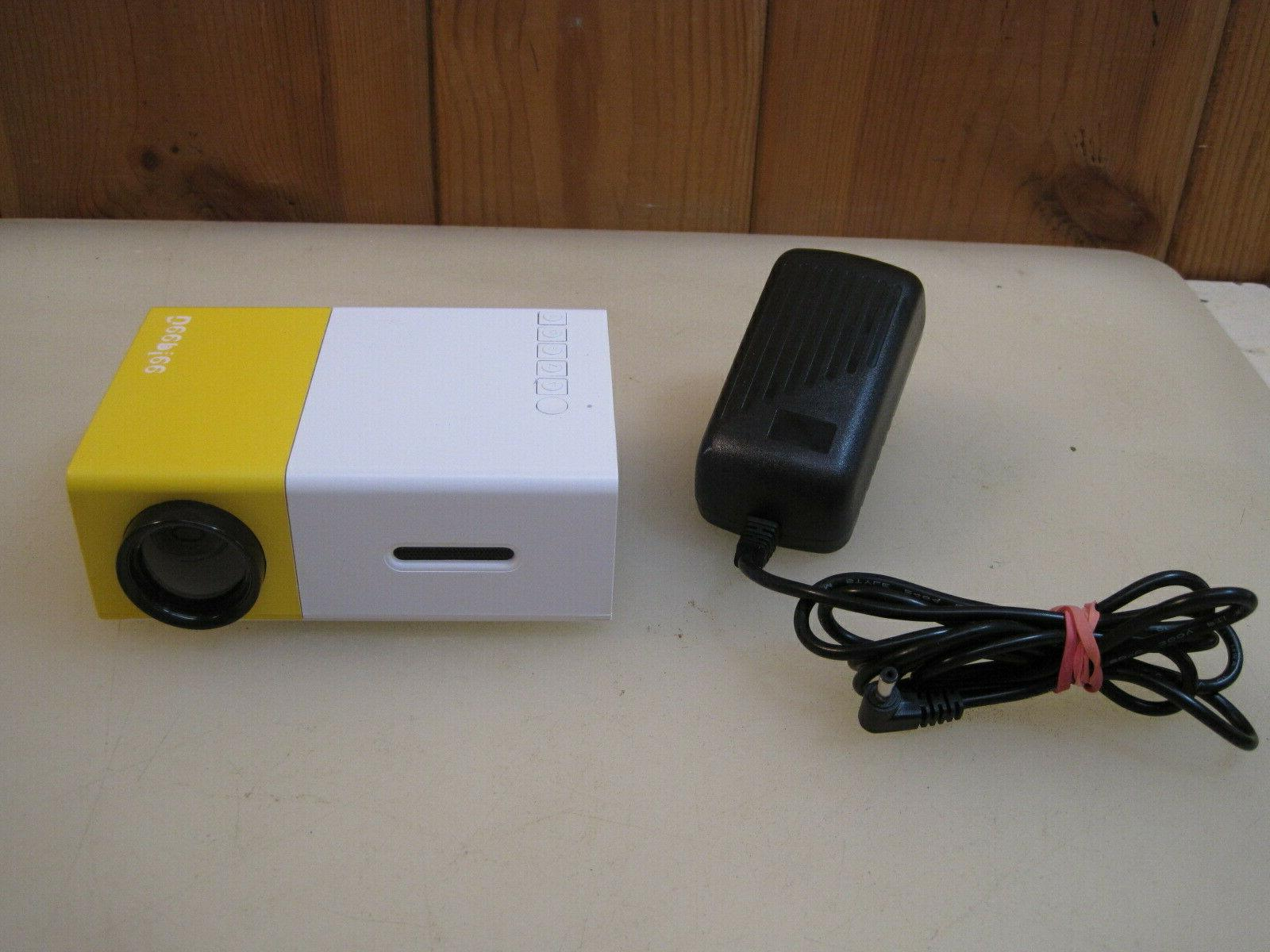 mini projector portable led projector support pc
