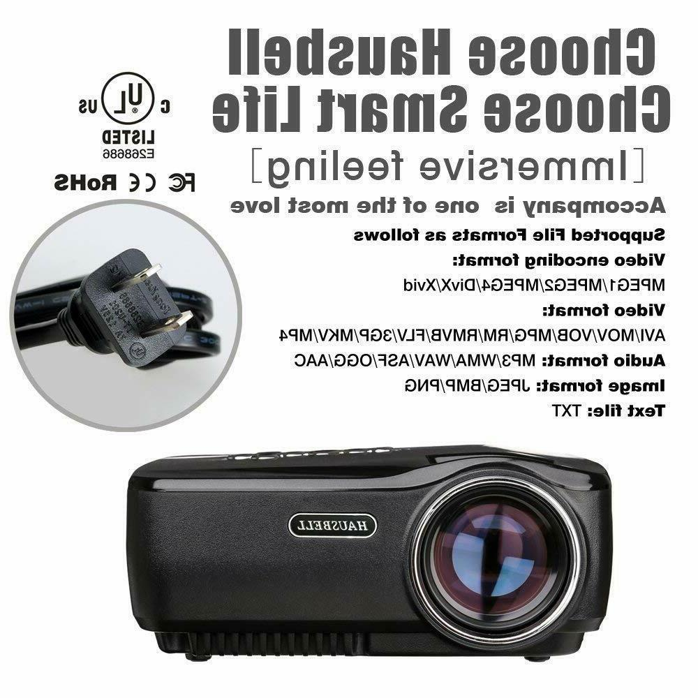 Mini Projector Portable LED Projector accessories