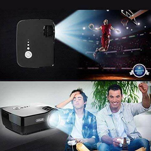 Mini Portable LED HD accessories