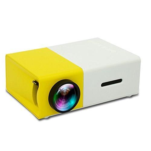 mini projector yg300 pixel hdmi