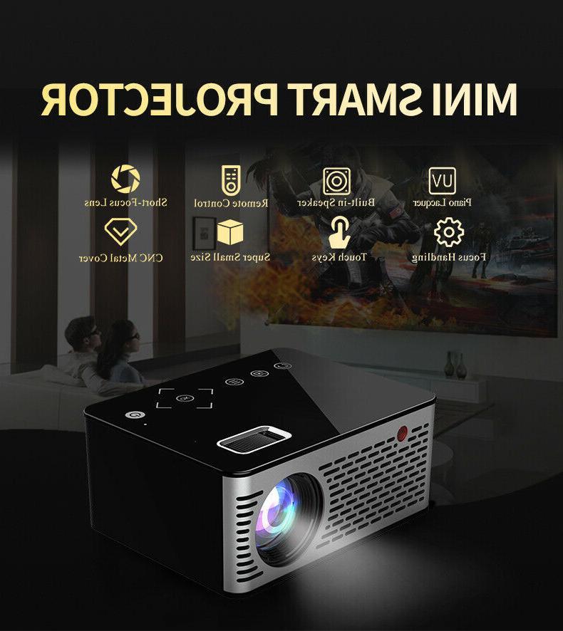 Mini Touch LED Theater AV HDMI