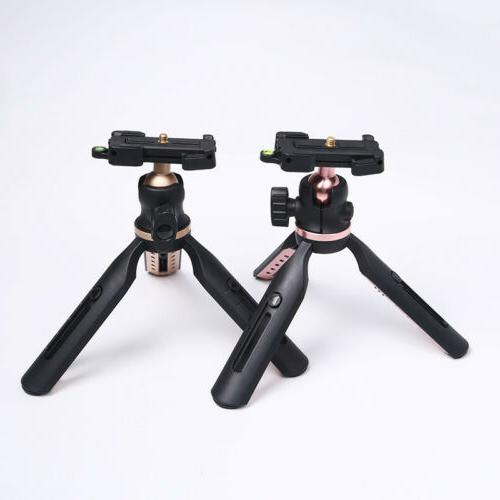 Mini Tripod For Camera Portable ABS 360°