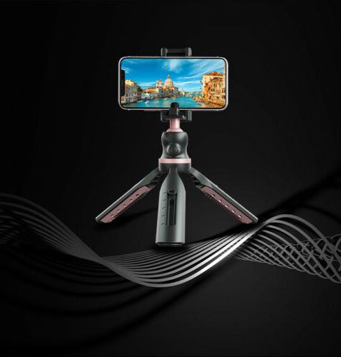 Mini Tripod Camera Portable Projector ABS 360°