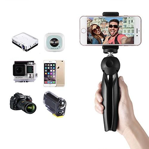Mini Tripod Stand with Projector DSLR Video Sony by