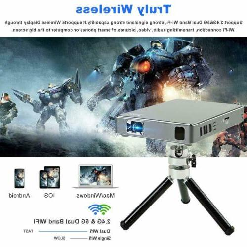 PTVDISPLAY Projector-Portable Movie dlp Projector Support