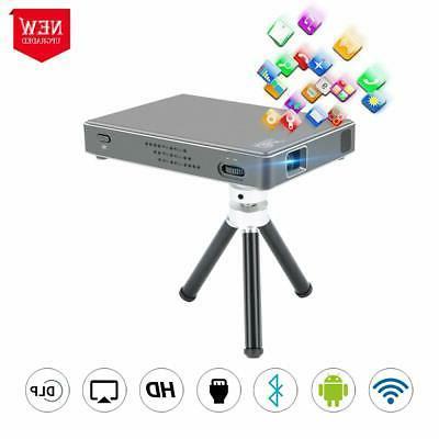 mini video hd projector portable movie phone