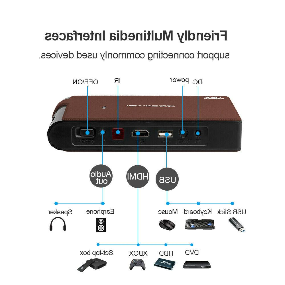 3600lms 3D WIFI Mini Wireless